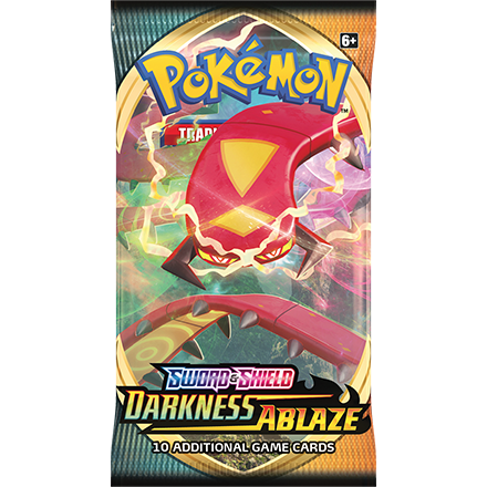 Sword /& Shield Darkness Ablaze Reverse Holos All Pack Fresh Details about  /Pokemon Cards