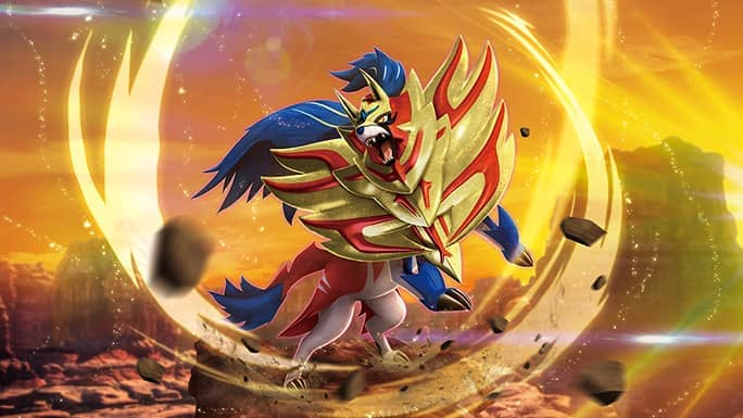 Zamazenta Wallpaper